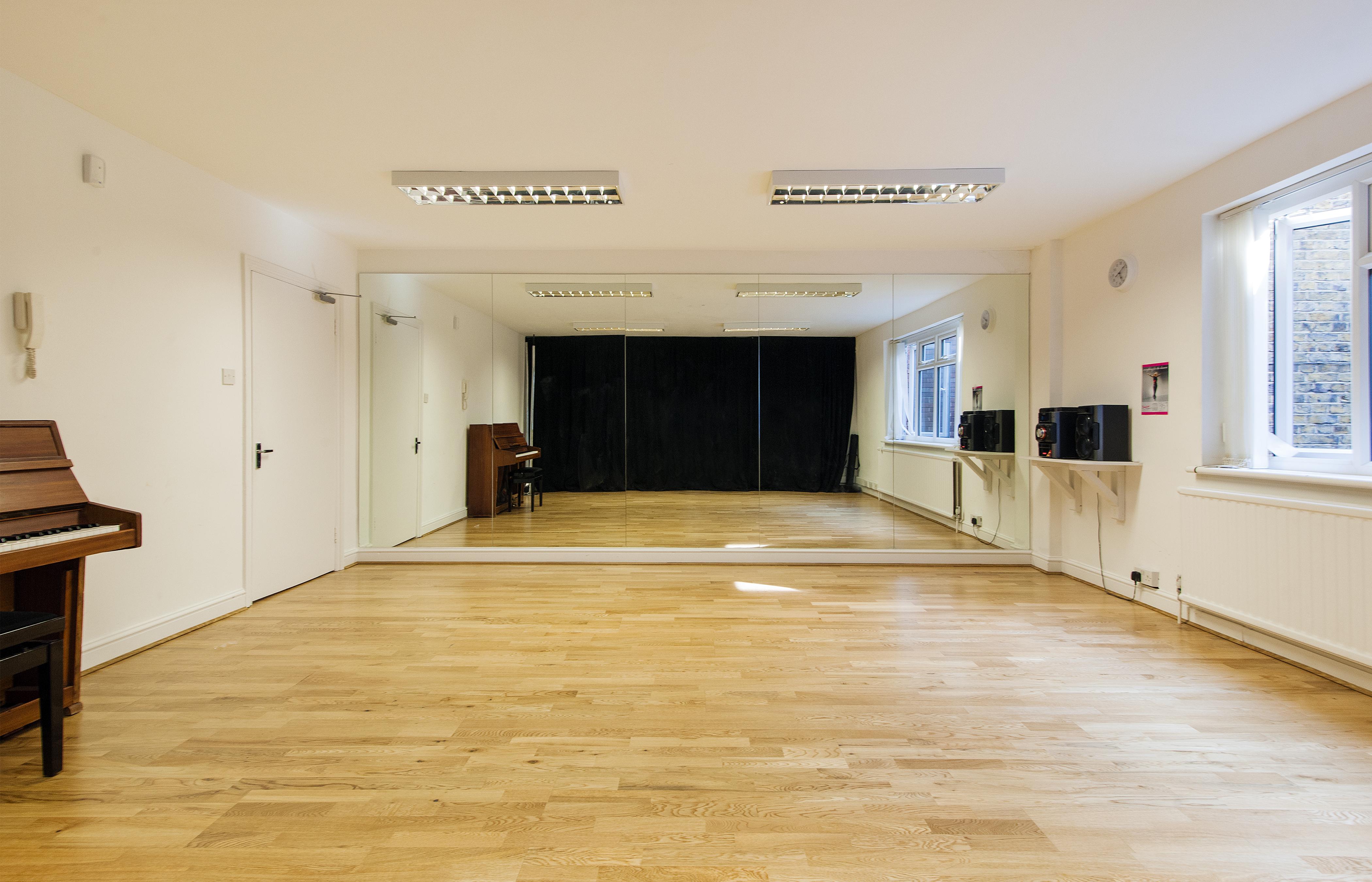 Dance Room 1, 2