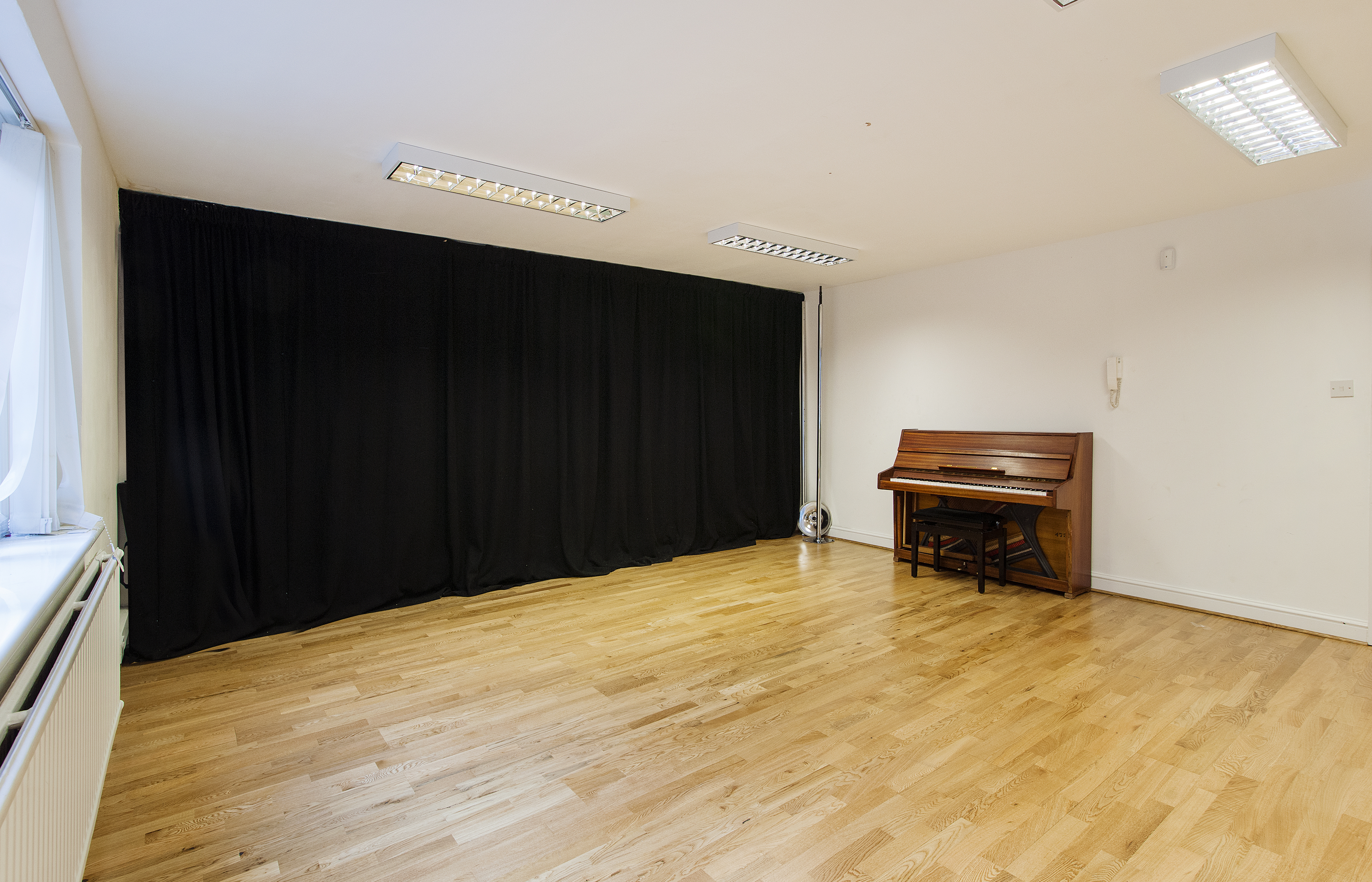 Dance Room Room 1, 4