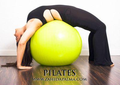 Pilates with Zahida Palma