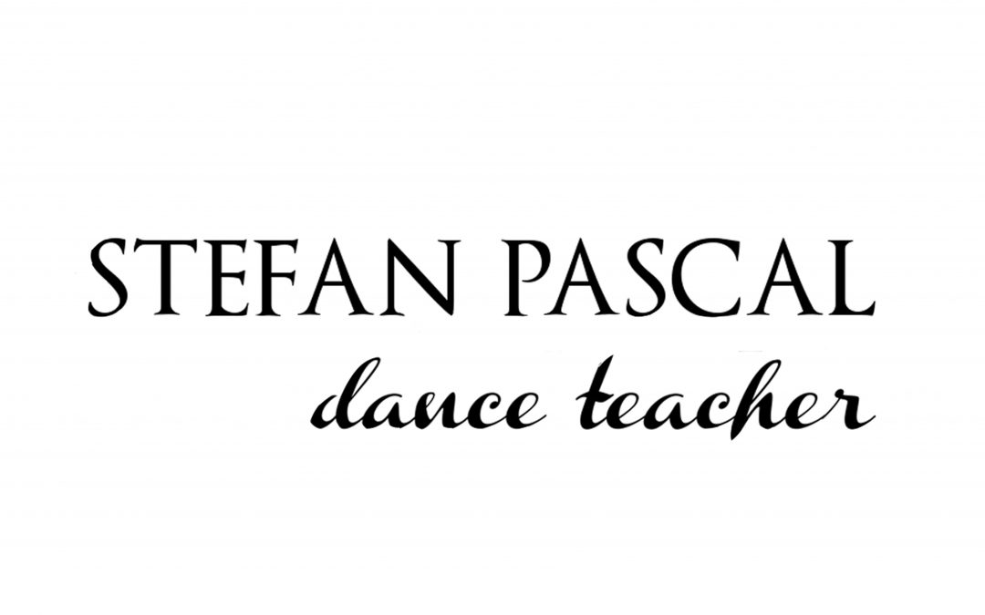 STEFAN PASCAL – DANCE TEACHER
