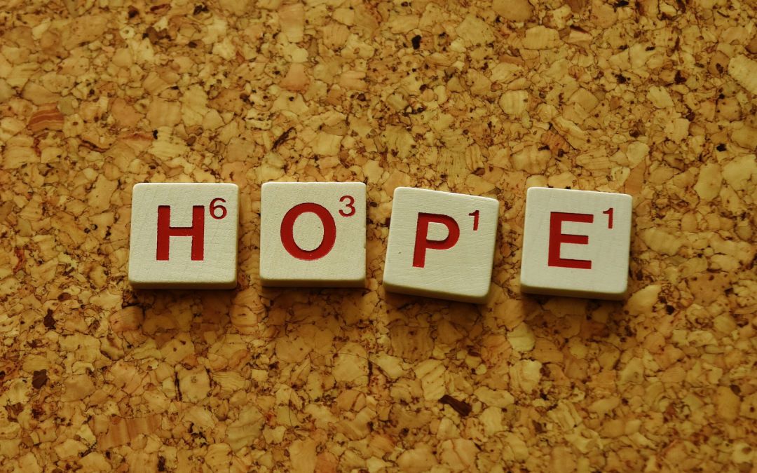 Trying to find some hope!
